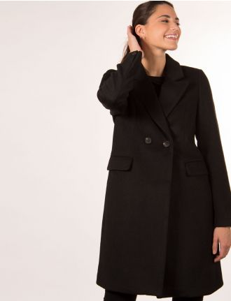 Wool Coat by Vero Moda