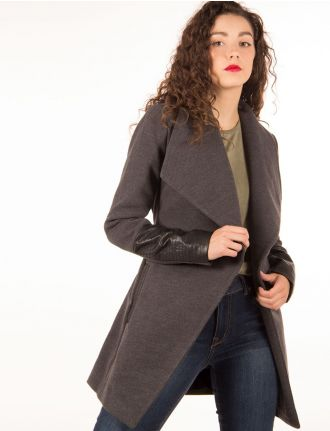 Wrap coat by Vero Moda