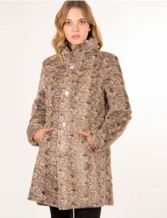 Reversible coat by Novelti