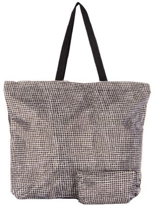 Squares printed bag by Froccella
