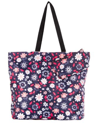 Floral printed bag by Froccella