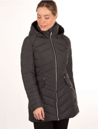 Quilted coat by Chillax