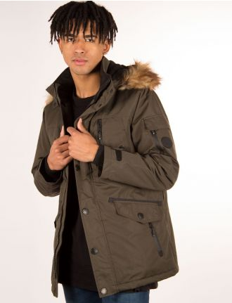 Heavy weight parka by Noize