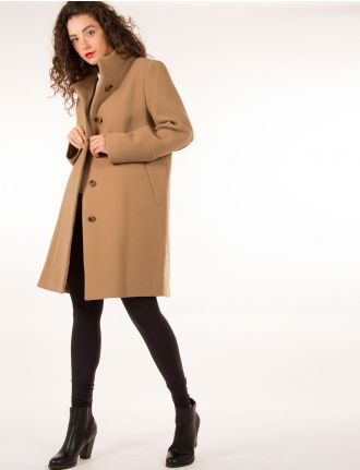 Wool coat by Styla