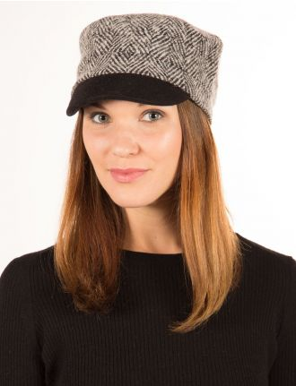 Tweed hat by Canadian Hat