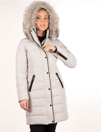 Luxurious coat by Froccella