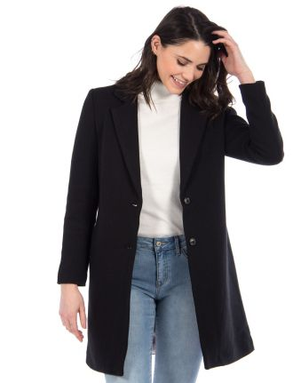Classic coat by Only