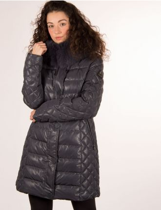 Multi-quilted coat by Styla Sport