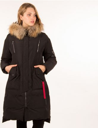 Genuine down parka by Frandsen